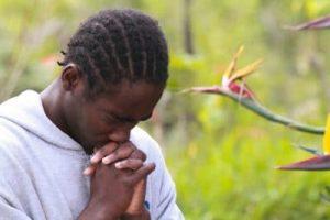 A oração no momento atual