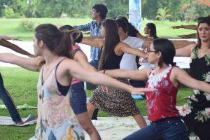 oga no Festival da Juventude pela Paz